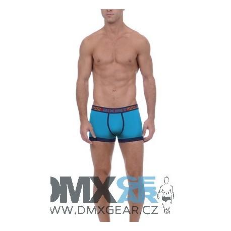 2(X)IST Modré boxerky Shock Navajo Print