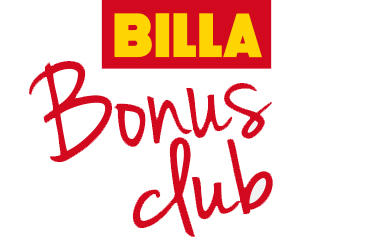 Billa bonus club